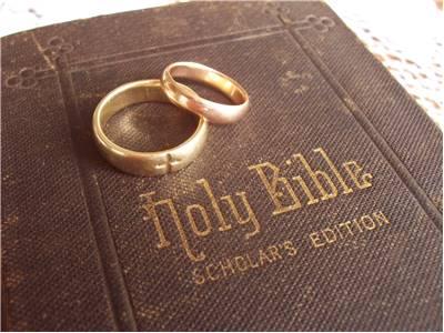 wedding and wedding rings - Pagan Wedding Rings